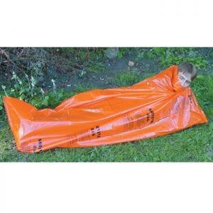 Highlander Nöd- & Överlevnadsutrustning - Orange