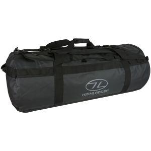 Highlander Lomond Duffelbag 120 L Presenning - Svart