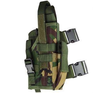 Pro-Force Benhölster för Pistol MOLLE - DPM