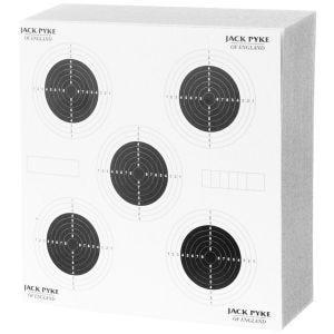 Jack Pyke 25 Yard 14cm Targets (100 Pack)