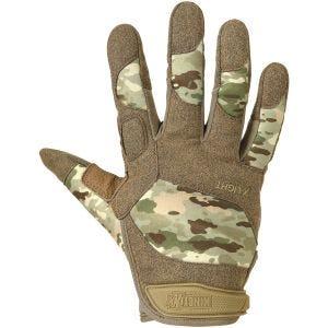 KinetiXx X-Light Light Operations Handske - Kamouflage