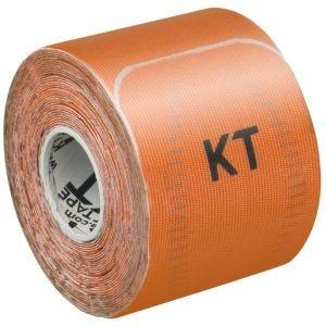 """KT Tape Consumer Pro Precut 10"""" Kinesiotejp Syntetisk - Blaze Orange"""