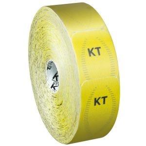 KT Tape Jumbo Pro Precut Kinesiotejp Syntetisk - Solar Yellow