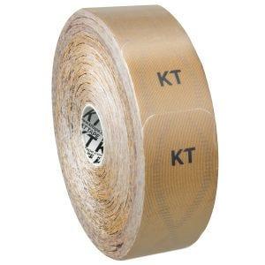 KT Tape Jumbo Pro Precut Kinesiotejp Syntetisk - Stealth Beige