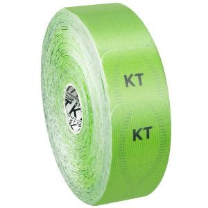 KT Tape Jumbo Pro Precut Kinesiotejp Syntetisk - Winner Green