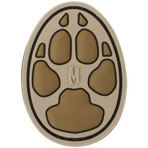 "Maxpedition Dog Track Moralmärke 1"" - Arid"