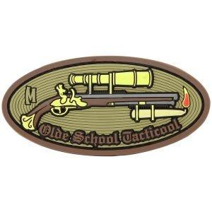 Maxpedition Olde School Tacticool Moralmärke - Arid