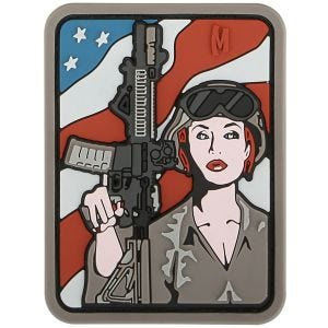 Maxpedition Soldier Girl Moralmärke - Arid