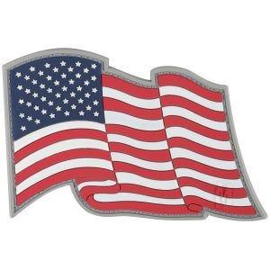 Maxpedition Star Spangled Banner Moralmärke Fullfärg