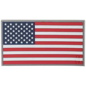 Maxpedition USA Flag Stort Moralmärke - Fullfärg