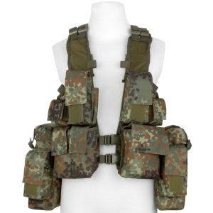 MFH South African Assault Väst Flecktarn