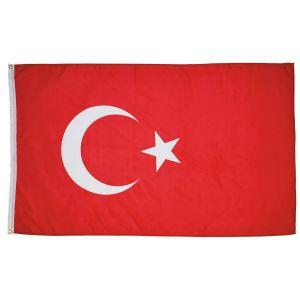 MFH Turkey Flagga 90x150 cm
