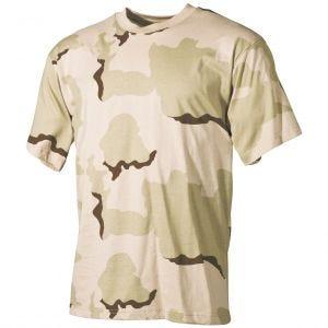 MFH T-shirt - 3-Colour Desert