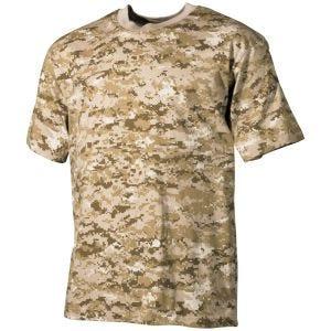 MFH T-shirt - Digital Desert