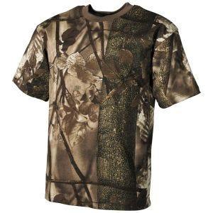 MFH Hunter T-shirt - Hunter Brown