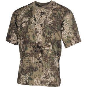 MFH T-shirt - Snake FG