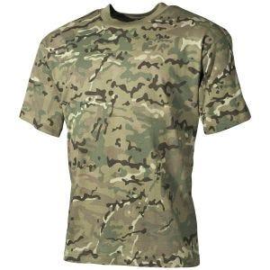 MFH T-shirt - Operation Camo