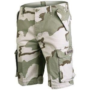 Mil-Tec Paratrooper Shorts 3-Desert