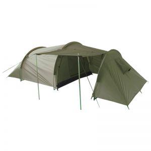 Mil-Tec Tält för 3 Personer med Förvaringsutrymme