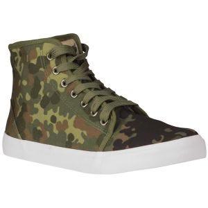 Mil-Tec Armésneakers - Flecktarn