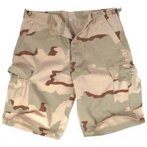 Mil-Tec Ripstop Shorts 3-Desert
