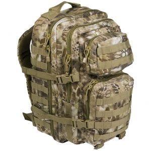 Mil-Tec MOLLE US Stor Attackpack - Mandra Tan