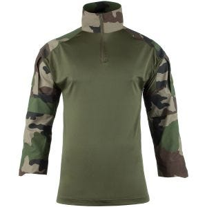 Mil-Tec Warrior Skjorta med Armbågsdynor - CCE