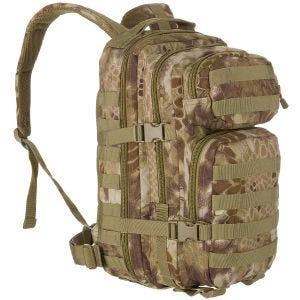 Mil-Tec MOLLE US Liten Attackpack - Mandra Tan