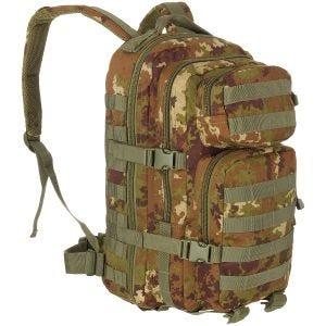 Mil-Tec MOLLE US Liten Attackpack - Vegetato Woodland