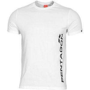 Pentagon Ageron Vertical T-shirt Vit