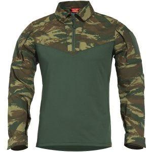 Pentagon Ranger Tac-Fresh Skjorta Greek Lizard