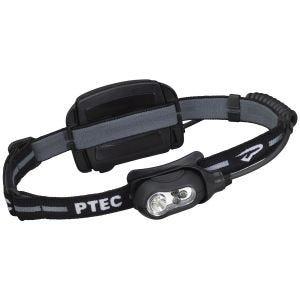 Princeton Tec Remix Laddningsbar Pannlampa Vit LED Svart Fodral