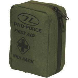 Pro-Force Första Förband Midipack - Oliv