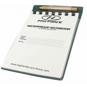 Pro-Force Vattentät Notebook