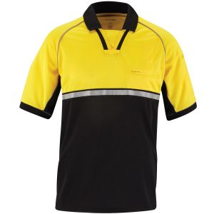 Propper Pikétröja Cykelpatrull för Män Traffic Yellow