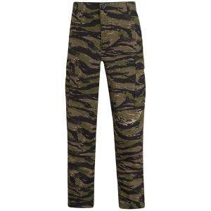 Propper BDU Uniformsbyxor Poly-bomull Ripstop Asian Tiger Stripe