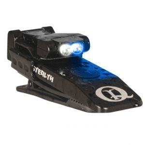QuiqLite Stealth White / Blue LED Light (Military/Police Only)