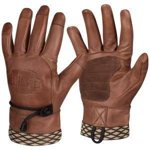 Helikon Woodcrafter Handskar - Brun