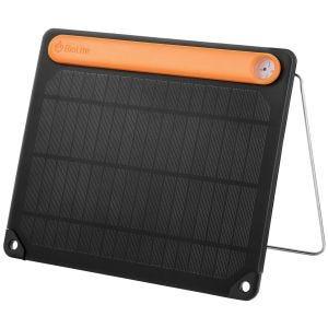 BioLite SolarPanel 5 Plus - Svart