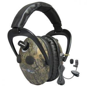 SpyPoint EEM4-25 Elektroniska Öronskydd - Kamouflage