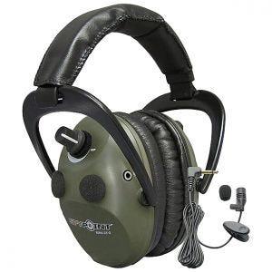 SpyPoint EEM2-25 Elektroniska Öronskydd - Grön