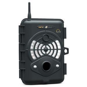SpyPoint Live GSM Cellular Infraröd Digital Övervakningskamera - Svart