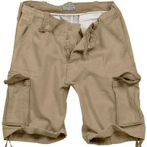 Surplus Vintage Shorts - Tvättad Beige