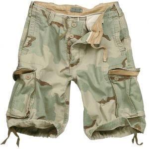 Surplus Vintage Shorts 3-Colour Desert