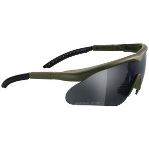 Swiss Eye Raptor Glasögonbågar - Oliv