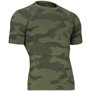 Tervel Optiline Light Tactical Kortärmad Skjorta - Military/Grå