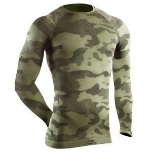 Tervel Optiline Tactical Långärmad Skjorta - Military/Grå