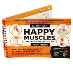 Tiger Tail The Happy Muscles Guidebok
