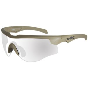Wiley X WX Rogue COMM Glasses Frame Tan
