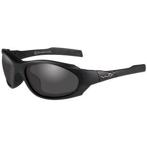 Wiley X XL-1 Advanced COMM Glasses - Smoke Grey + Clear + Light Rust Lens / Matte Black Frame